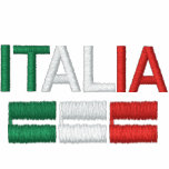 Italie-Drapeau de l'Italie Sweats Avec Capuche