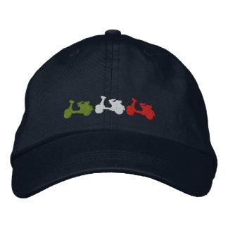 Italien casquette de baseball brodée rétro par sco