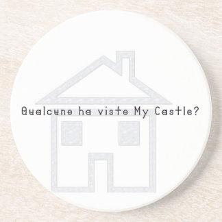 Italien-Château Dessous De Verres