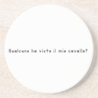 Italien-Cheval Dessous De Verre