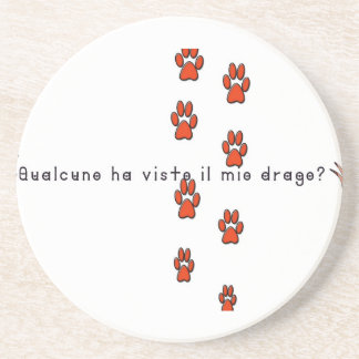 Italien-Dragon Dessous De Verre