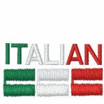Italien-Drapeau de l'Italie Sweat Avec Capuche