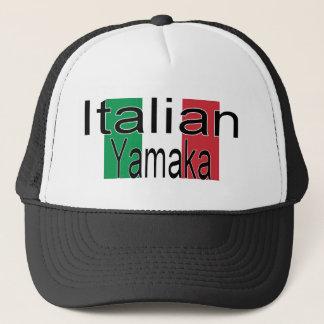 Italien drôle Yamaka de casquette
