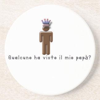 Italien-Papa Dessous De Verres