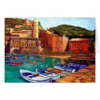Italien Riveria de Portofino Italie Cartes