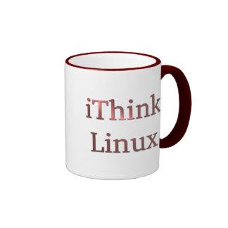 iThink Linux conceptions de doyen de Che Tasses