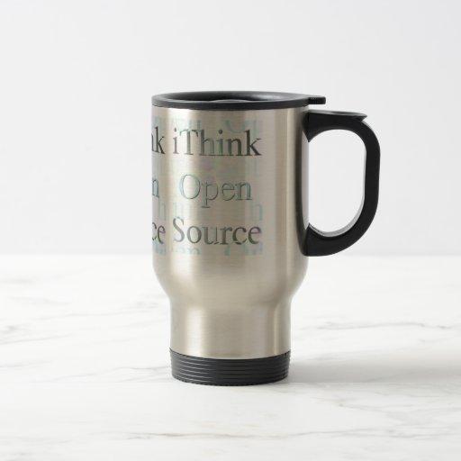 iThink Open Source, conceptions de doyen de Che Tasse