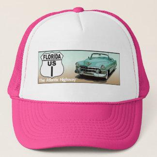Itinéraire 1 de la Floride USA - la route Casquette