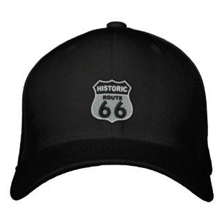 Itinéraire 66 casquette brodée