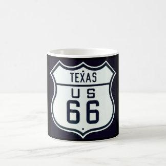 Itinéraire 66 le Texas Mug