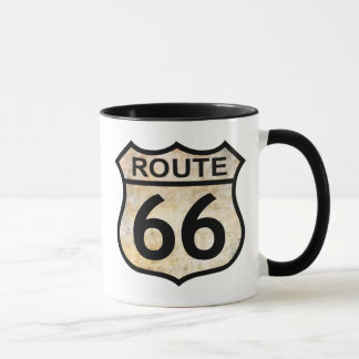 Itinéraire 66 mug