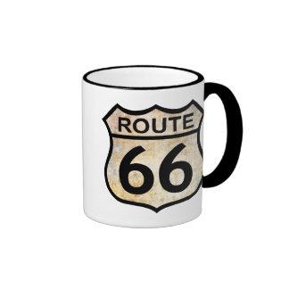 Itinéraire 66 mug ringer