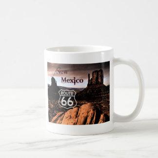Itinéraire 66 Nouveau Mexique Mug