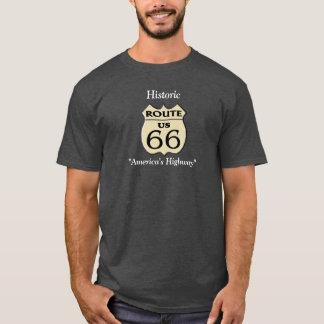 Itinéraire 66 - T-shirt