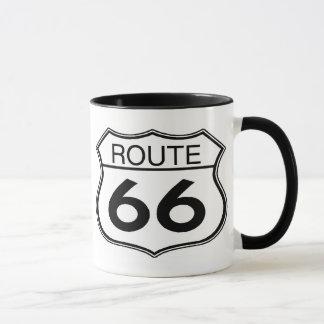 Itinéraire 66 - Tasse