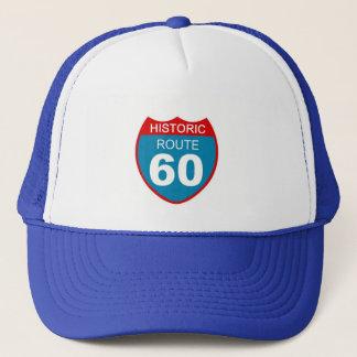 Itinéraire historique 60 casquette