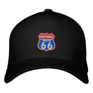 Itinéraire historique 66 casquette brodée