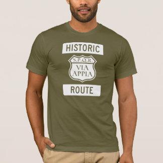 Itinéraire historique : T-shirt