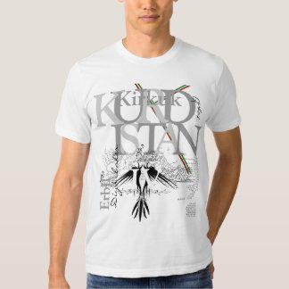 IV le Kurdistan - W. T-shirt