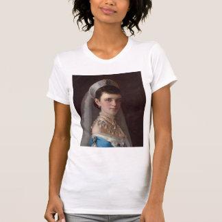 Ivan Kramskoy Portrait d impératrice MariaFiodor T-shirts