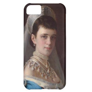 Ivan Kramskoy : Portrait d'impératrice MariaFiodor Étuis iPhone 5C