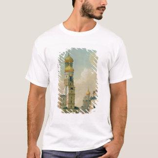 Ivan la grande tour de Bell à Moscou T-shirt