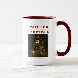 Ivan la tasse de Terrible*