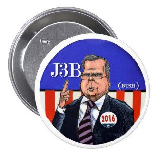 J3B (Bush) 2016 Badge