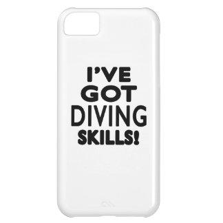 J ai des qualifications de plongée coques pour iPhone 5C