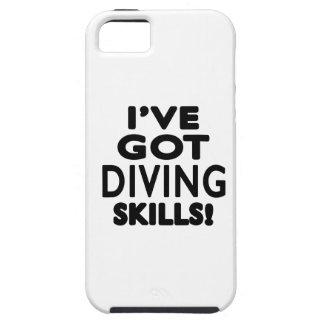 J ai des qualifications de plongée coques iPhone 5 Case-Mate