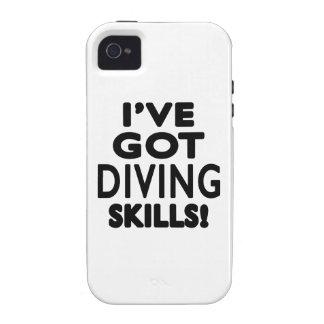 J ai des qualifications de plongée coques iPhone 4/4S