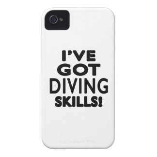 J ai des qualifications de plongée coques Case-Mate iPhone 4