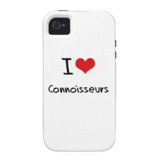 J aime des connaisseurs étui Case-Mate iPhone 4