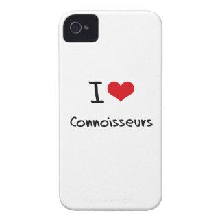 J aime des connaisseurs coque iPhone 4 Case-Mate