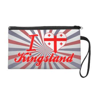 J aime Kingsland la Géorgie Dragonnes