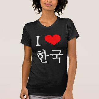 J aime la Corée T-shirts
