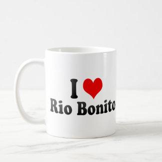 J aime le bonito de Rio Brésil Mugs À Café