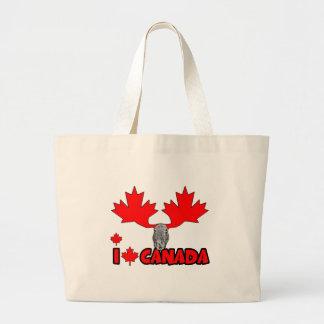 J aime le Canada Sac