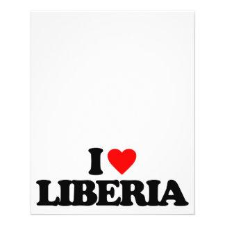 J AIME LE LIBÉRIA PROSPECTUS PERSONNALISÉS