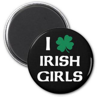 J aime les filles irlandaises aimant