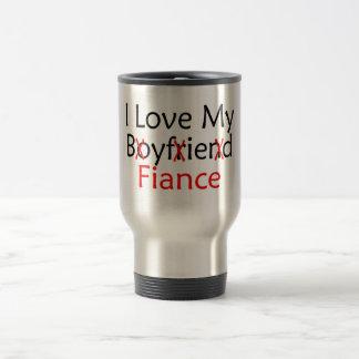 J aime mon fiancé d ami mug