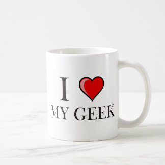 J aime mon geek tasses à café