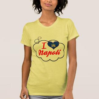 J aime Napoli New York T-shirts