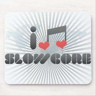 J aime Slowcore Tapis De Souris