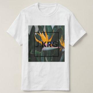 J.KRG Strelitzia reginae T-shirt