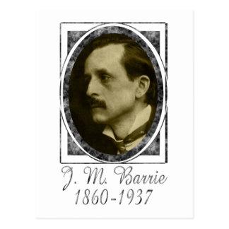 J.M. Barrie Cartes Postales