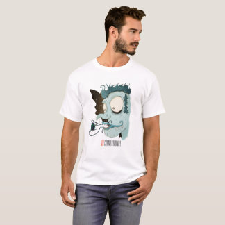 Jack Frost - T-shirt blanc