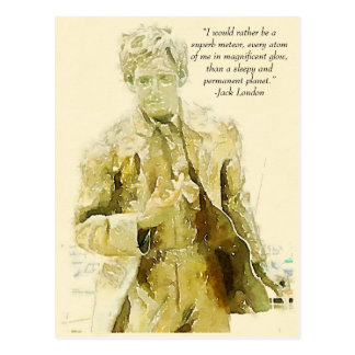 Jack London Cartes Postales