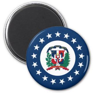 Jack naval de la République Dominicaine, dominicai Magnets Pour Réfrigérateur