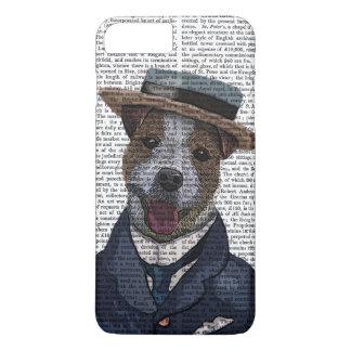 Jack Russell dans le chapeau en paille 2 Coque iPhone 7 Plus